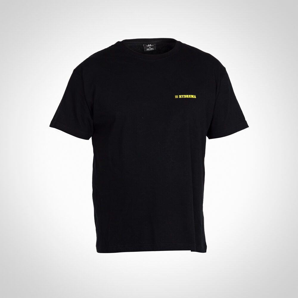 Hydrema t-shirt with graphics - front
