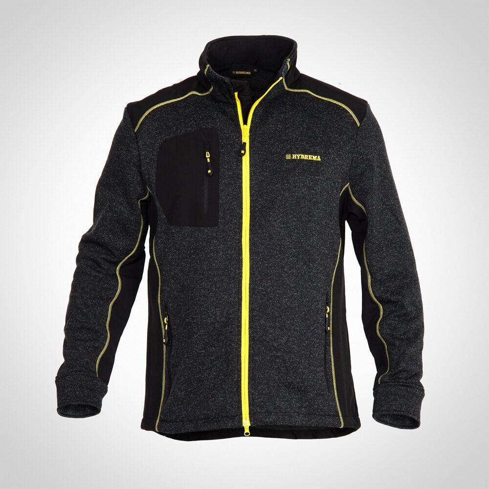 Hydrema casual jacket front