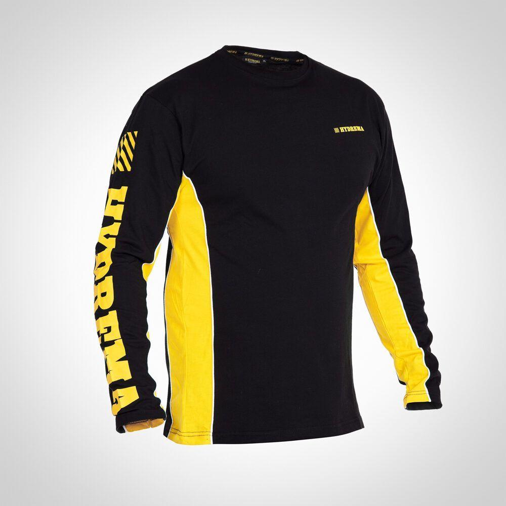 Hydrema long sleeve T-shirt - front